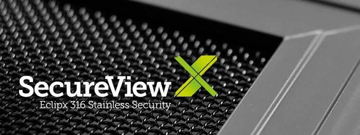 CommandeX SecureView Security Screens